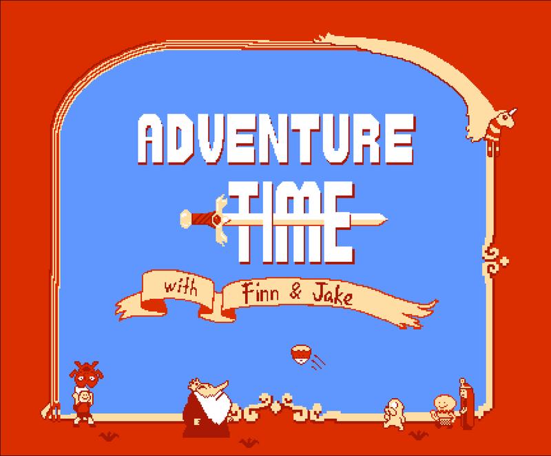 adventure time mario 2
