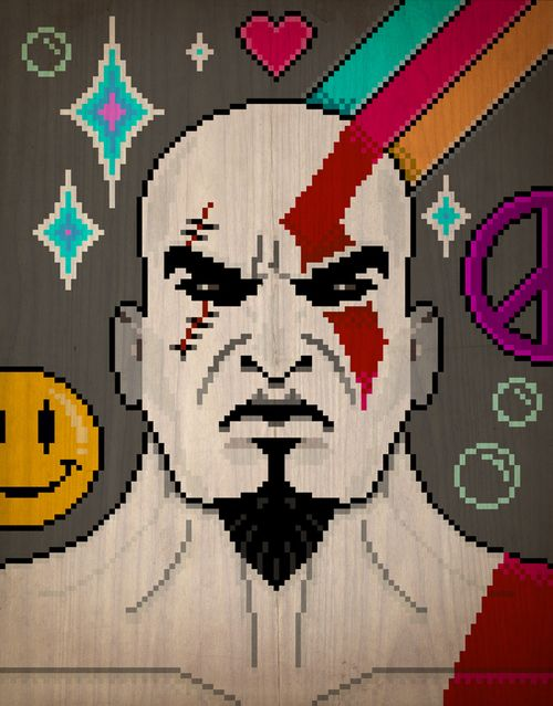 kratos-pixel
