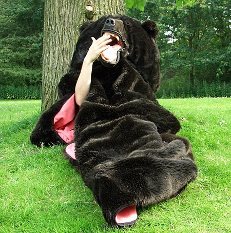 bear-sleeping-bag